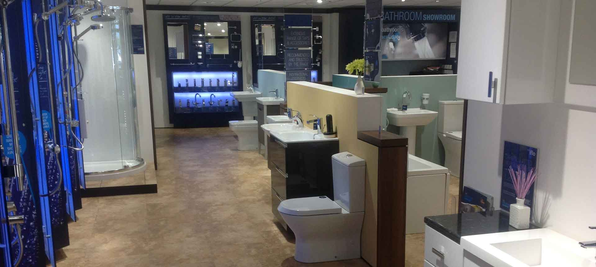 Bathroom Showroom In Exeter | The Showroom